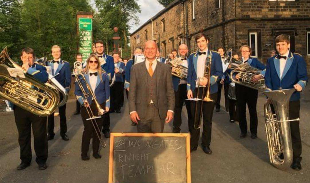Brass Band Musician